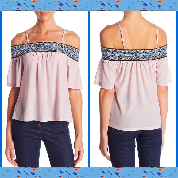 Rampage Tops - NWT Off The Shoulder Blouse | Top